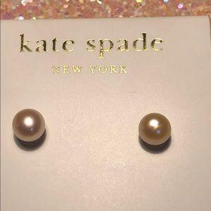 Kate spade New York pearl earrings